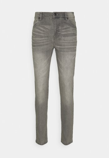 SLIM LEG - Vaqueros slim fit - light grey