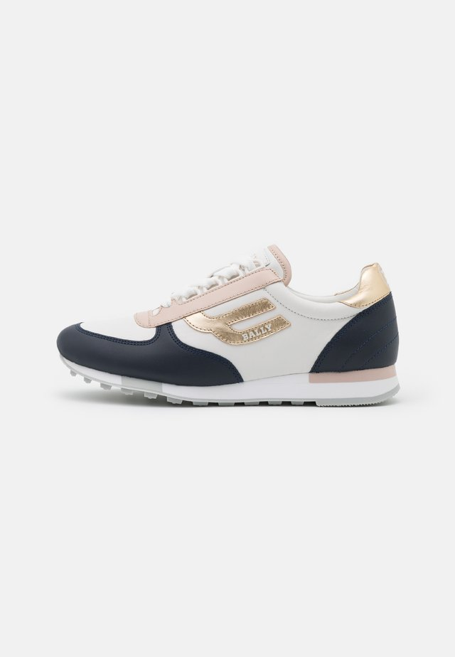 GAVINIA - Sneakersy niskie - platino
