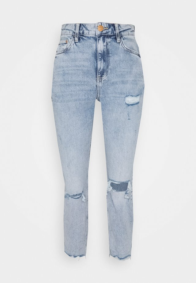 Slim fit jeans - light auth