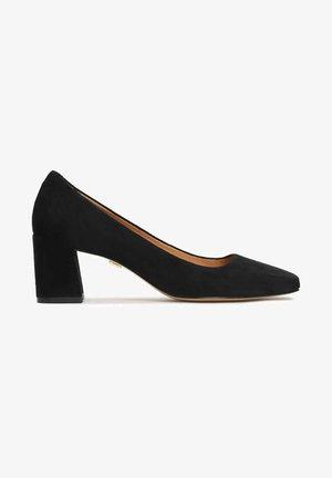 JUDE - Classic heels - black