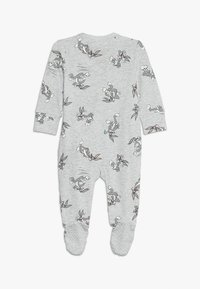 Cotton On - LICENCE ZIP THROUGH ROMPER BABY - Pyjamas - cloud marle - 1