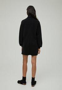 PULL&BEAR - Denní šaty - black - 2