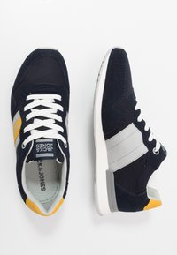 Jack & Jones - JFWSTELLAR  - Sneakersy niskie - navy blazer - 1