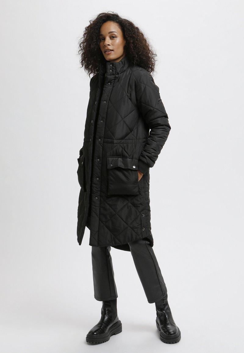 Kaffe - BPKEALA - Winter coat - black deep