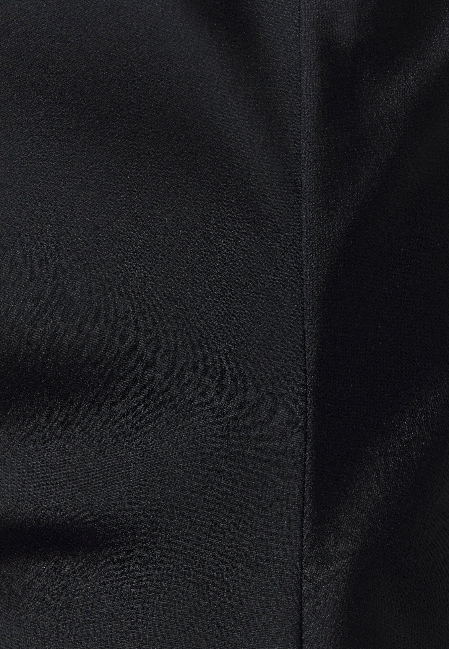 Abercrombie & Fitch CAMI BODYSUIT - Top - black - Abbigliamento da donna Sconto AAA