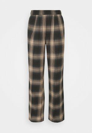AVA PANT - Kalhoty - brown/multi