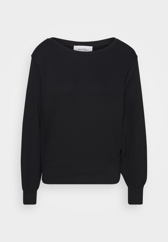 FOBYE - Sweatshirt - noir vintage