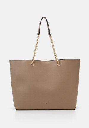 SET - Tote bag - taupe