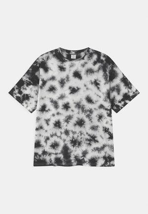 TIE DYE UNISEX - T-shirt print - grey