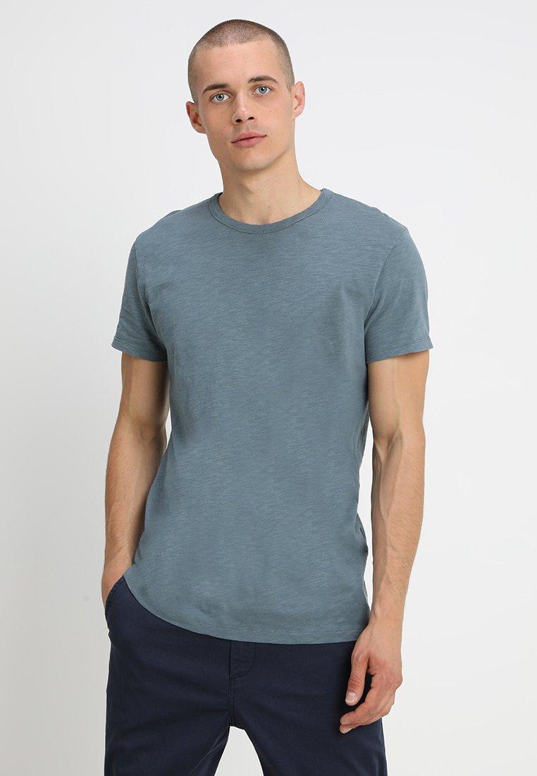 Uomo LASSEN  - T-shirt basic