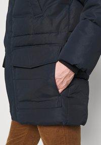 TOM TAILOR DENIM - Winter coat - sky captain blue - 7