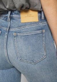 Neuw - MARILYN - Straight leg jeans - preloved blue - 5