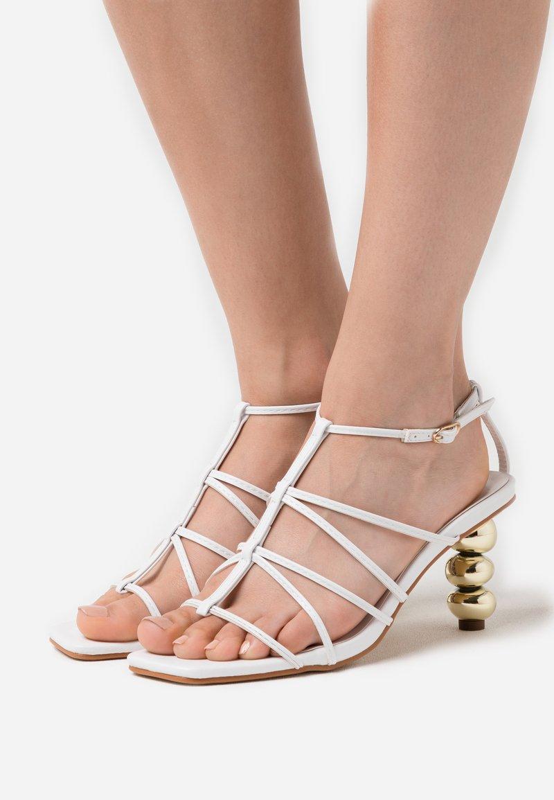 RAID - TIAMI - Bridal shoes - white
