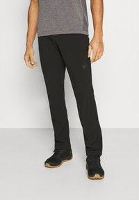 Mammut - RUNBOLD LIGHT PANTS MEN - Trousers - black - 0