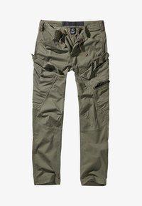 Brandit - ACCESSOIRES ADVEN  - Cargo trousers - olive - 5