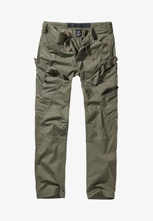 ACCESSOIRES ADVEN  - Cargo trousers - olive