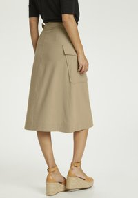 Part Two - Wrap skirt - beige - 2