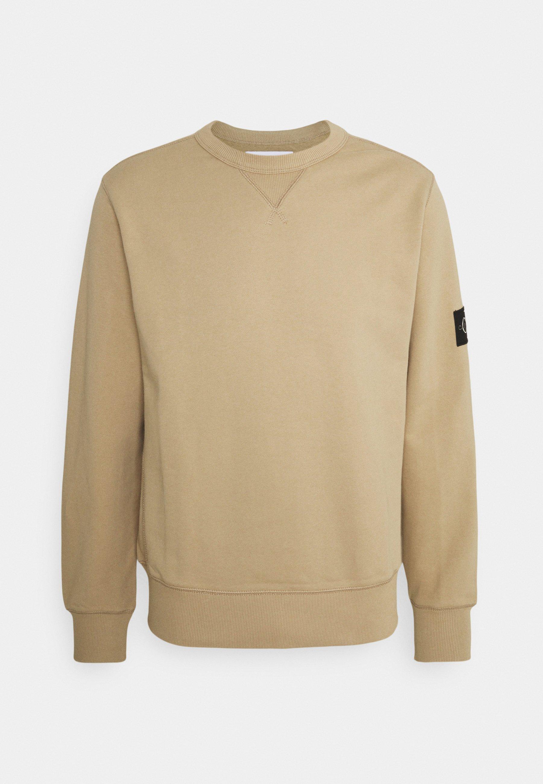 Homme MONOGRAM SLEEVE BADGE - Sweatshirt