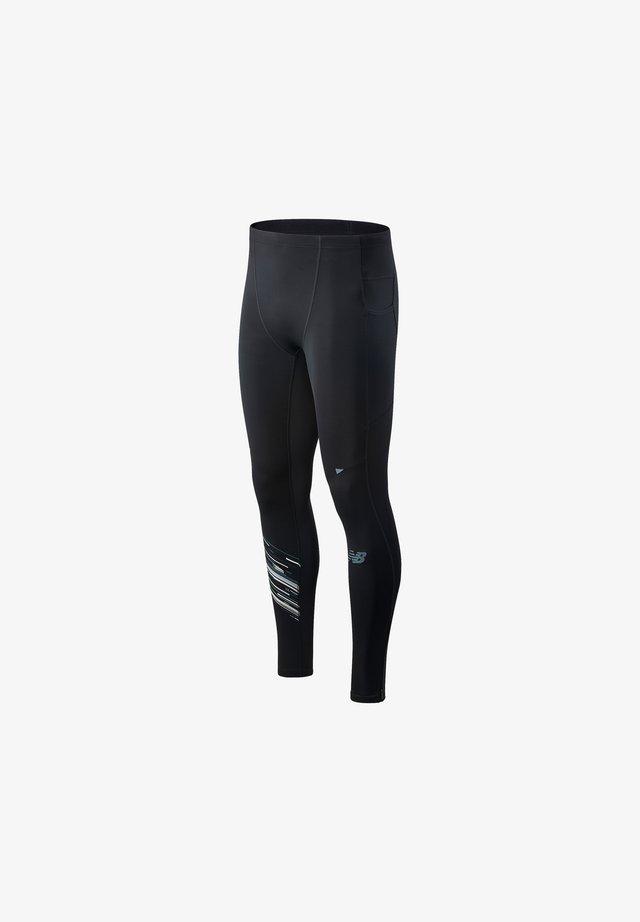 HUNTER  - Legging - black