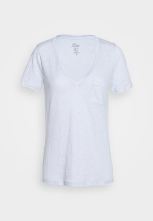 Basic T-shirt - shale blue