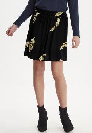 IHJAIMEE SK - A-line skirt - black