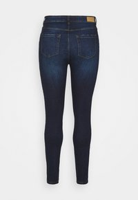 ONLY Carmakoma - CARFONA LIFE - Jeans Skinny Fit - dark blue denim - 7