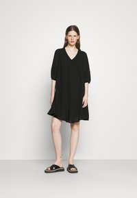 Bruuns Bazaar - KALATEA ALLURE DRESS - Day dress - black - 1
