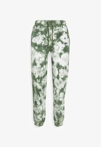 Russell Athletic Eagle R - ARLYN MEN'S MODERN UNISEX - Tracksuit bottoms - four leav clover - 0