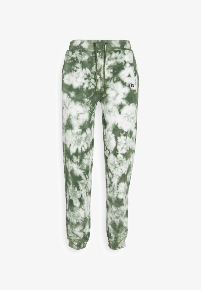 ARLYN MEN'S MODERN UNISEX - Tracksuit bottoms - four leav clover