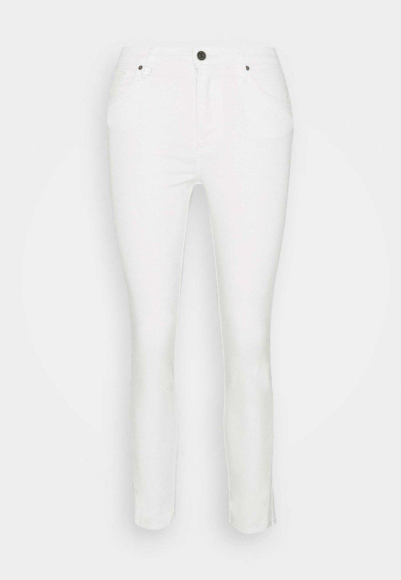 Armani Exchange - Kalhoty - white
