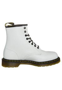 Dr. Martens - SMOOTH 59 LAST - Lace-up ankle boots - white