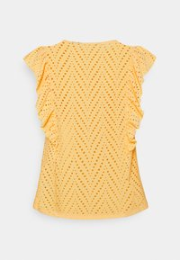 Vero Moda - VMLEAH - Print T-shirt - cornsilk - 1