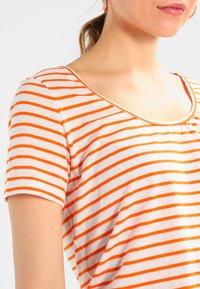 Samsøe Samsøe - NOBEL TEE STRIPE - T-shirt print - puffin bill - 4