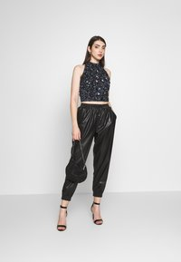 Lace & Beads - GUI - Bluser - black - 1