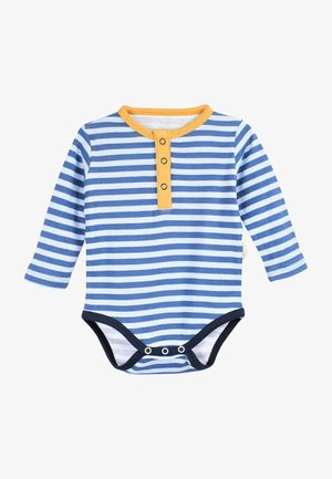Blue Striped Bodysuit (0 to 3 years) - Body - blue striped