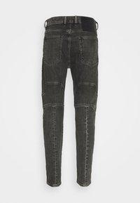 Diesel - D-VIDER-BK-SP - Relaxed fit jeans - 009qz 02 - 1