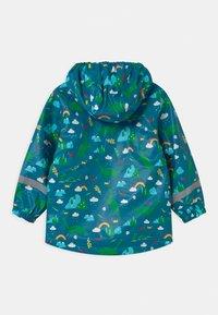 Frugi - PUDDLE BUSTER UNISEX - Waterproof jacket - dark blue - 1