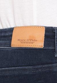 Marc O'Polo - SKARA - Jeans Skinny Fit - authentic deep ink denim - 3