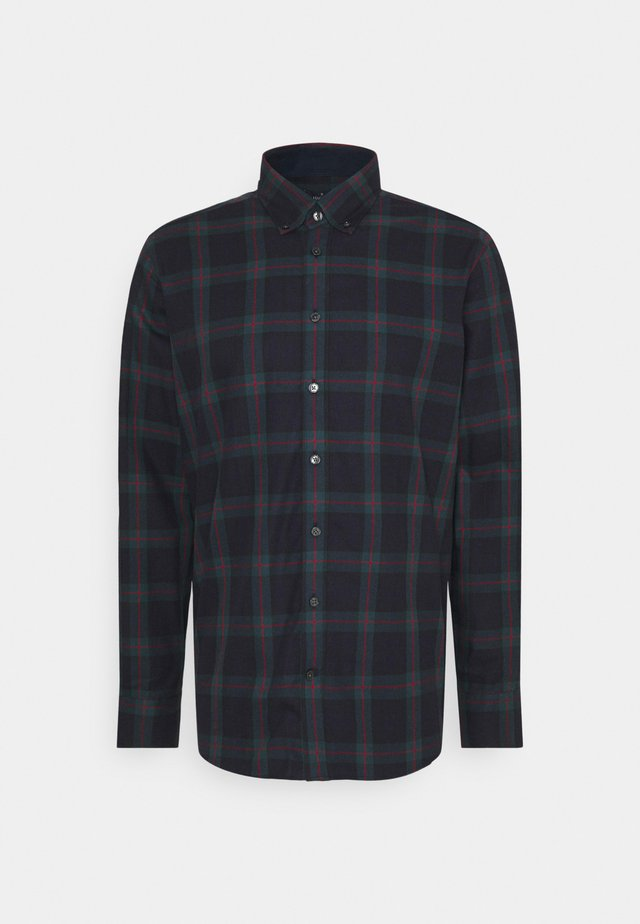 BLACKWATCH PLAID - Camisa - navy/multi