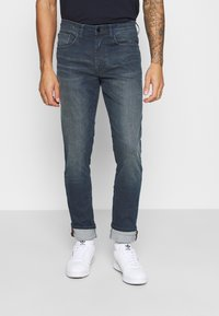 Blend - Slim fit jeans - denim dark blue - 0