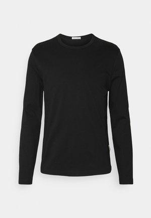 OLAF - Long sleeved top - black
