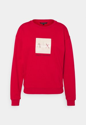 FELPA - Sweatshirt - red liquorice