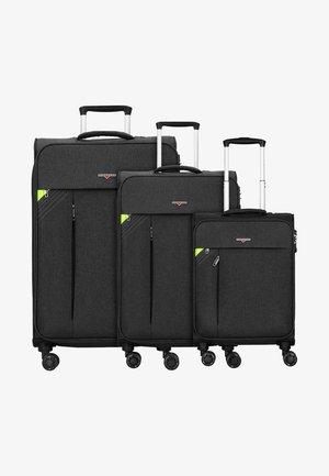 3 PIECES - Luggage set - dark grey