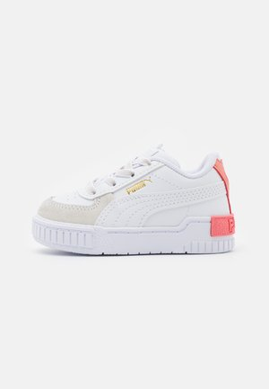 CALI SPORT FIREWORKS AC - Trainers - white/sun kissed coral