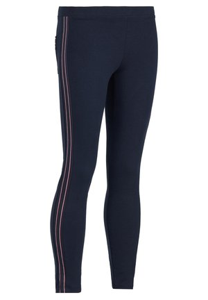 Leggings - Trousers - blu