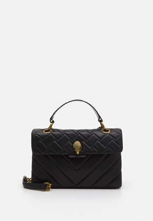 KENSINGTON STUD - Across body bag - black