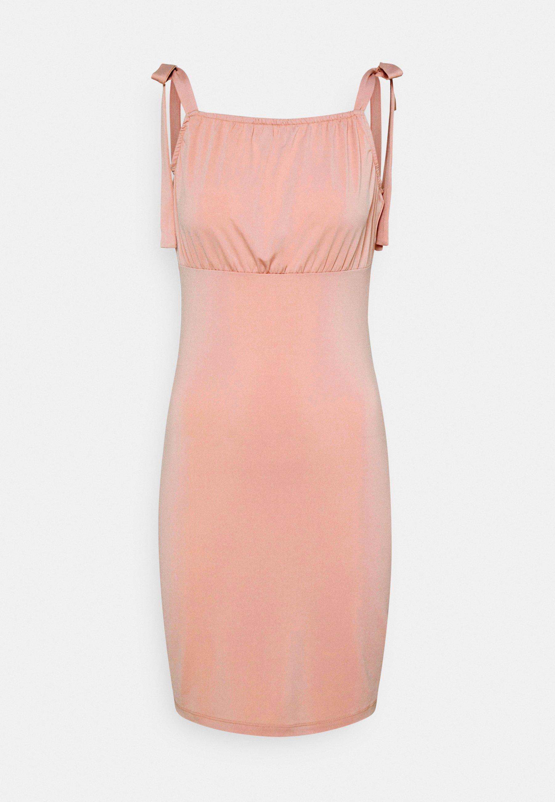 Women VIAMANDA SHORT STRAP DRESS - Jersey dress