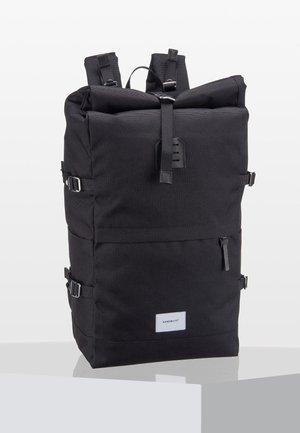 BERNT ROLL TOP  - Mochila - black