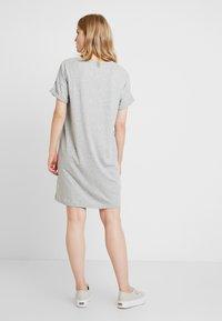 GAP - ARCH TEE - Jersey dress - light heather grey - 2