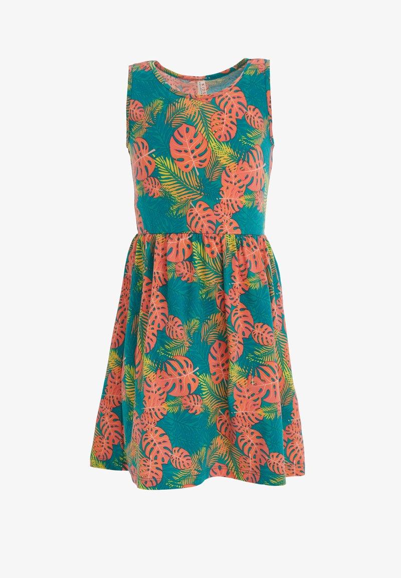 DeFacto - Jersey dress - green